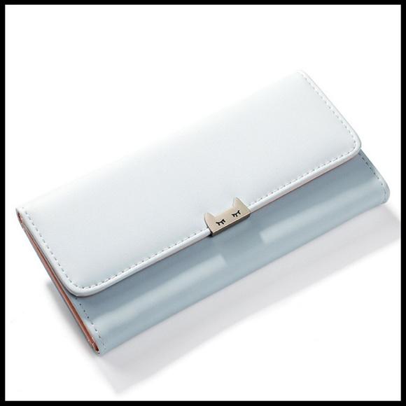 zenleather Handbags - NEW CATHY Multi Function Wallet